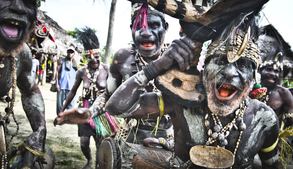 Papua New Guinea - True North - Sepik