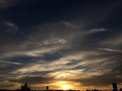 california blue sunset orange nature colors beautiful yellow clouds landscape monterey iphone5s
