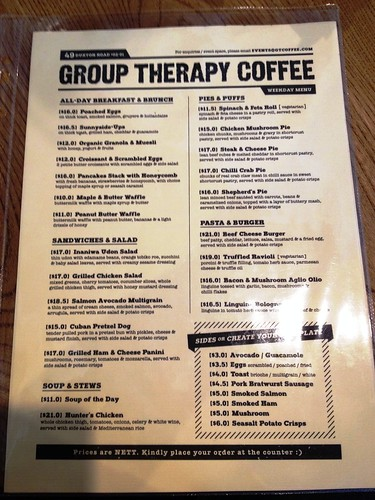 group therapy singapore menu   by frannywanny