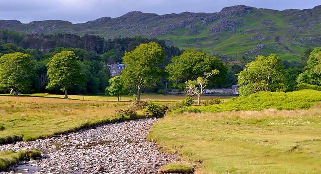Arisaig House and Estate West Highlands Scotland