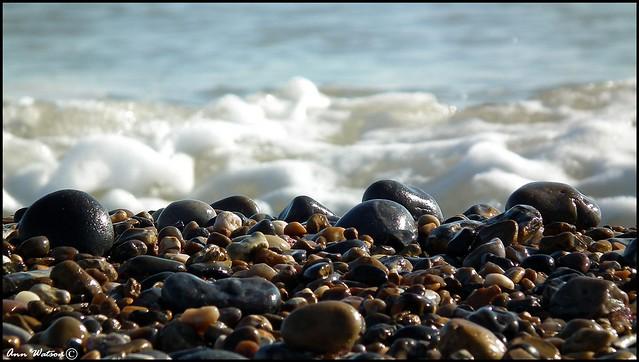 Pebbles on a beach! (Explored)