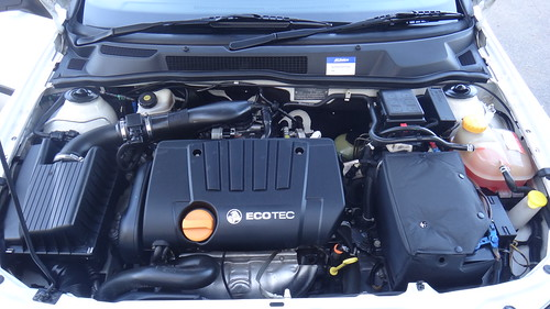 2005 Holden Astra Classic   by TuRbO_J