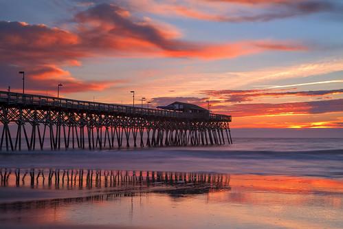 sunrise canon myrtlebeach southcarolina surfsidepier mshaw