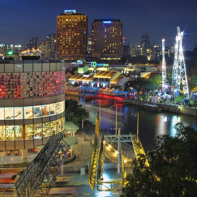 Clarke Quay Singapore, an update...