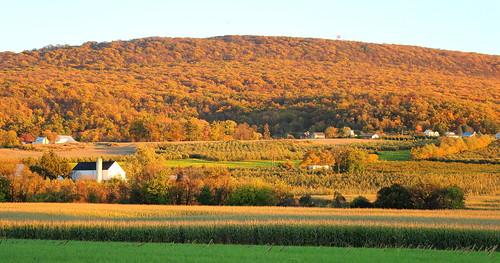 pennsylvania farm maryland vista magichour farmfield southmountain