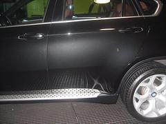 Pulido BMW X6 Después del Tratamiento