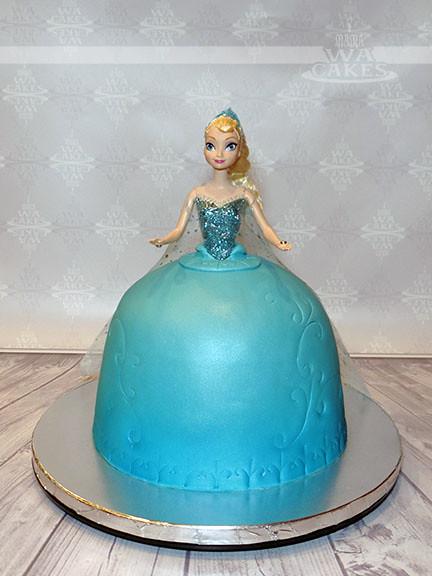 Disney® Frozen Elsa Princess Cake