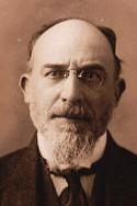 Erik Satie. Photo in the Bibliothèque nationale de France