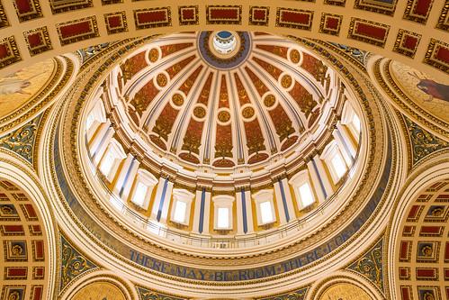 Pennsylvania State Capitol Rotunda #3