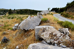 Roman quarry at Karagöl (Teos), Turkey (25)