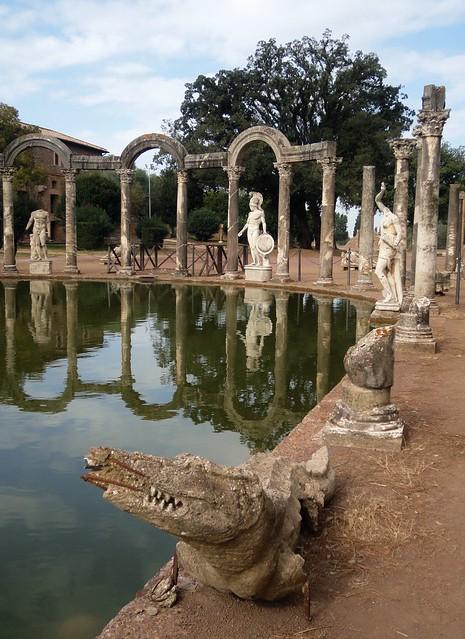 Villa Adriana - Tivoli (Rome)