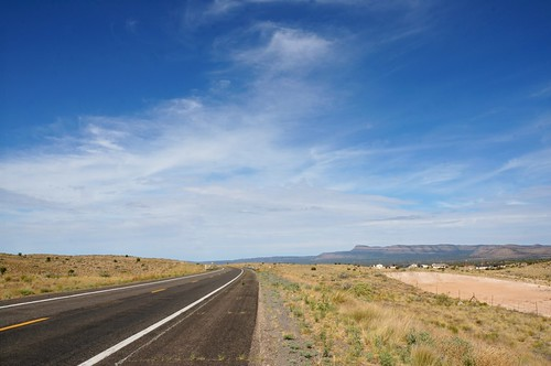 Track along Route 66,  near Peach Springs, Arizona | by RoadTripMemories