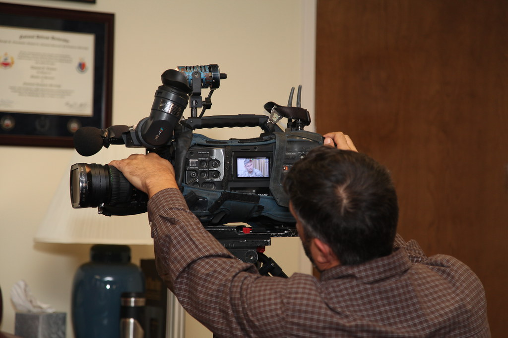 Colonel Tickner Interview with WSAV about SHEP | Colonel Tic