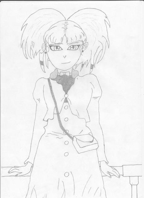 My Cindy Drawing ❤️