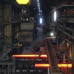 Inside a Steel Mill