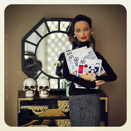 Barbie loves AD