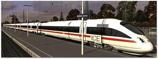 ICE–T (Deutsche Bahn) – Late arrival at Weilheim (Oberbay) from Munich Hbf. | by Esoteric_Desi