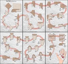 DOLLAR KOI FIHS ORIGAMI | Mathematics | Nature | Prueba gratuita ... | 227x240