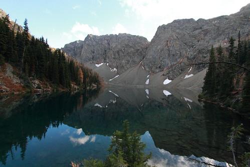 Blue Lake, North Cascades National Park, Washington