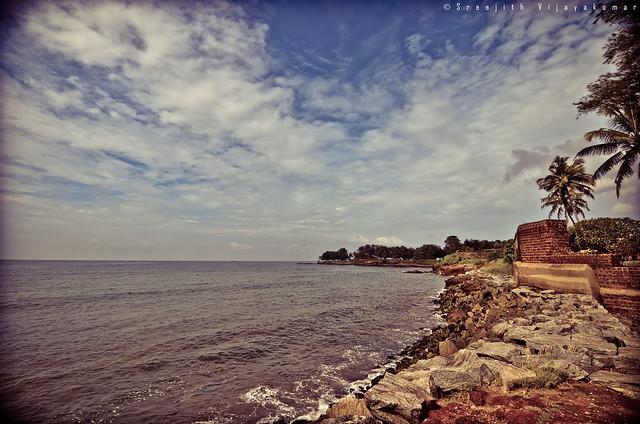 St. Angelo Fort, Kannur