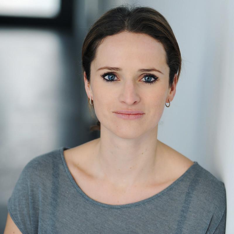 Portrait Verena Delius