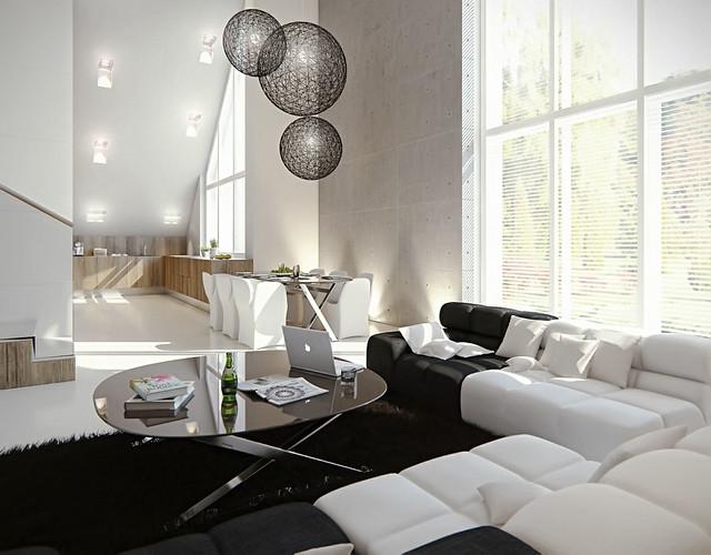 Redesign Apartment With Cozy Interior Decoration