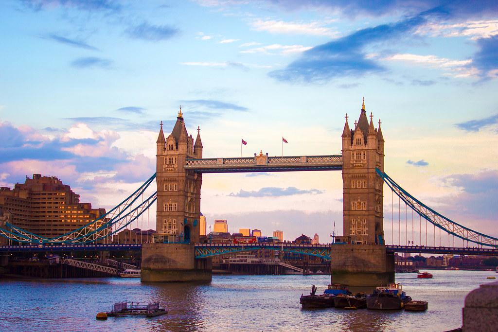 Le Pont De Londres Lylise Flickr
