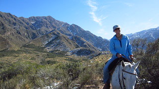 Horseback Riding, Relaxing, Wine, and Music Gaucho-Style in Mendoza, Argentina | by blueskylimit