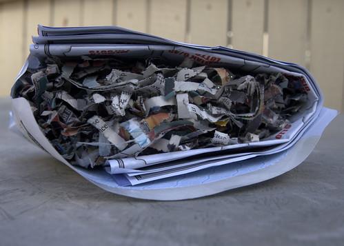 stuffed envelope 50 grams | by Judith E. Bell