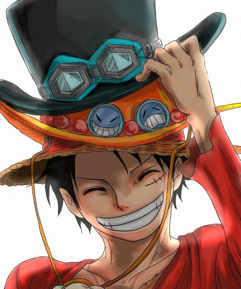 One Piece Ace Monkey D Luffy Sabo 1328x1593 Wallpaper Www