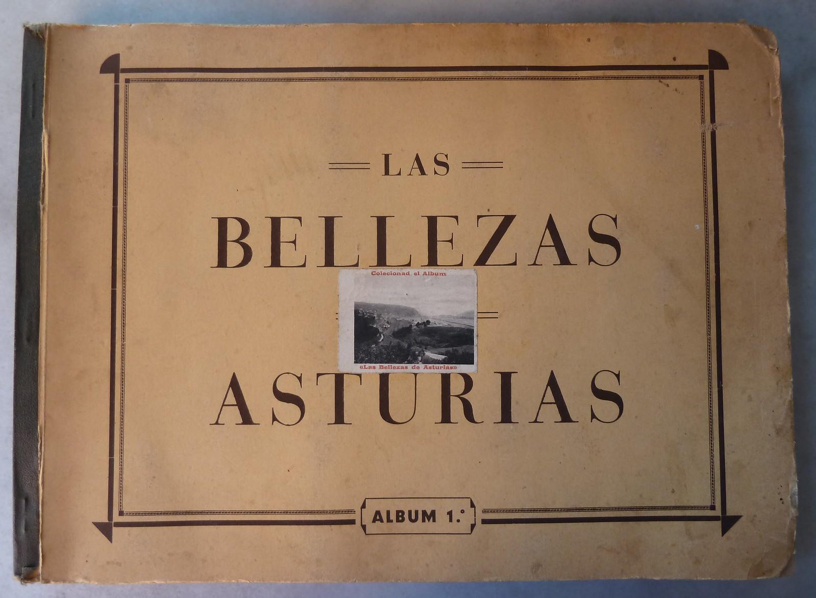 Cangas del Narcea en `Las Bellezas de Asturias´, 1933