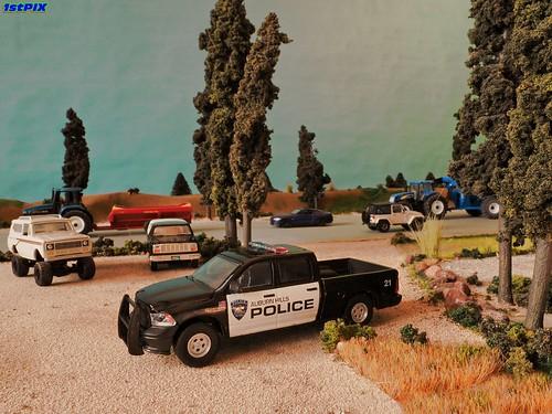 Auburn Hills Police Ram 1500 Photo