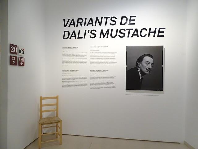 Variants de Dali's Mustache