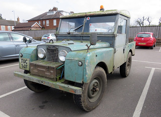 '1968' Land Rover SWB 2.0 petrol | by Spottedlaurel