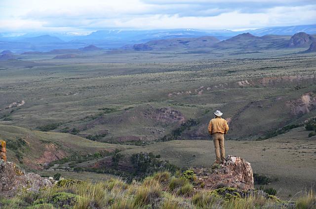 Alejandro, estancia, Coyhaque, Chile