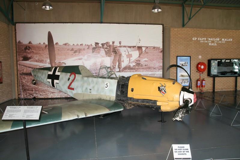 Messerschmitt Bf 109E-3 1