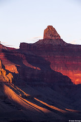 Red Light in the Canyon