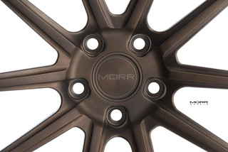 MonoForged™ VS11 Concave in Burnt Copper | by MORR Wheels