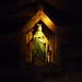 Velenje – hornické muzeum, sv. Barbora chrání havíře, foto: Petr Nejedlý
