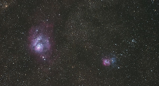 Messier Trilogy | by SoggyAstro