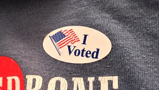Vote!   by Howdy, I'm H. Michael Karshis