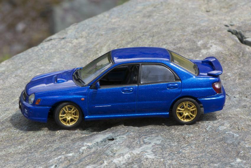 AUTOart Subaru Impreza 4