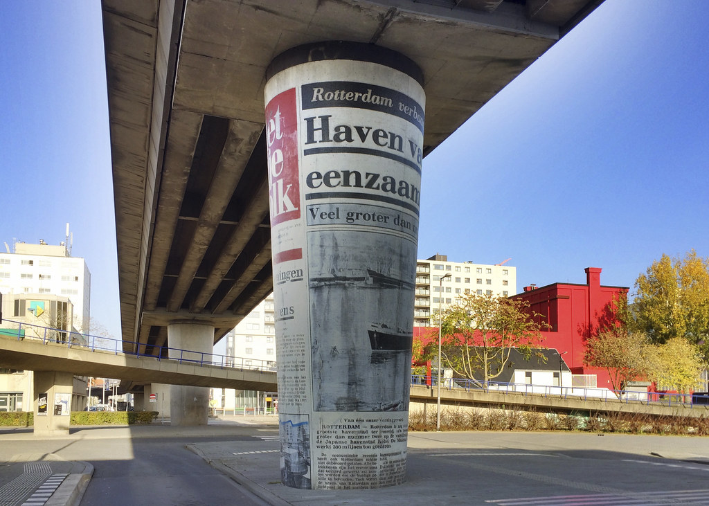 Cor Kraat - Rotterdam Zuidplein   November 1, 2014 - Rotterd…   Flickr