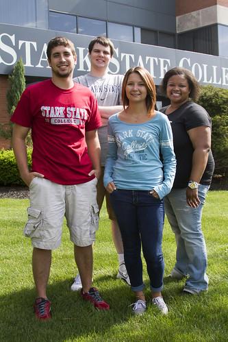 Stark State students