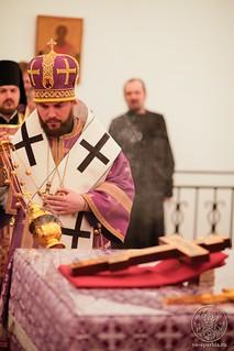 Литургия в Спасском соборе 260