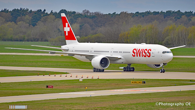 Swiss B777