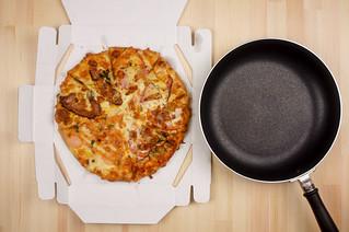 ピザの大きさ | by icoro.photos