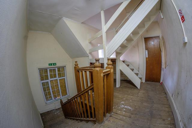 Sussex Hotel Staff Quarters