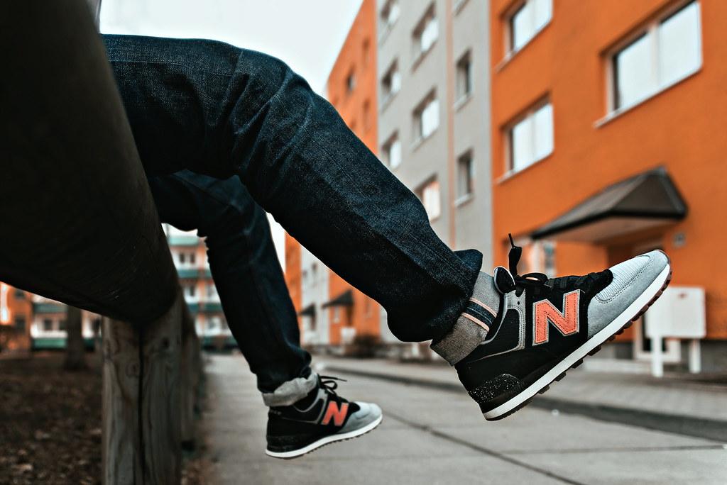 finest selection 48e2a 4a275 New Balance M574 - NB1 Custom | Lutz Brep | Flickr