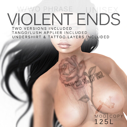 Little Pricks - Violent Ends
